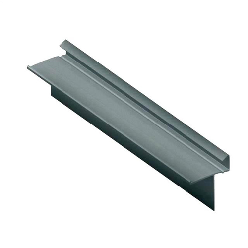 Grey End Cap Bottom Roofing Sheet