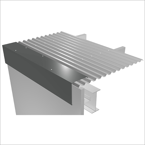 Flashing Application Roofing Sheet