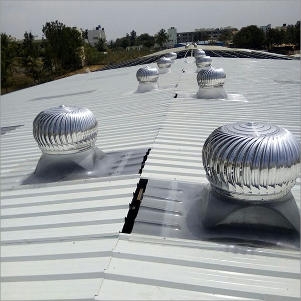 Industrial SS Roof Ventilator