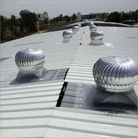 Industrial SS Roof Ventilation