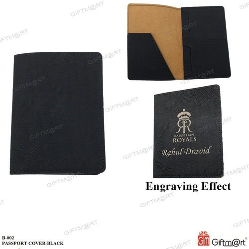 Passport Cover For Promotional Use