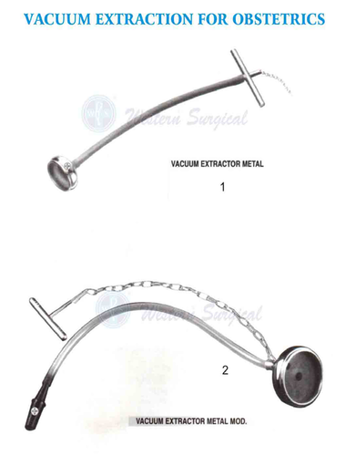 Vacuum Extraction for obstetrics