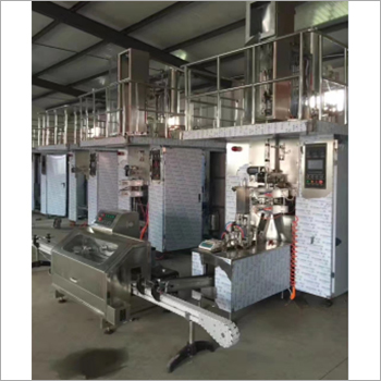 Aseptic Carton Filling Machine