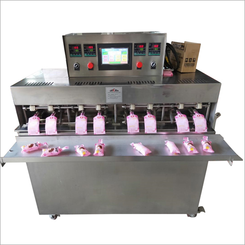 Inflatable Bag Filling And Sealing Machine