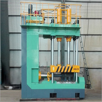 Stainless Steel Cold Elbow Making Machine