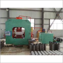 Tee Cold Forming Machine