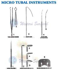 Micro Tubal Instruments