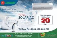 SKODO Solar AirConditioner 2 Ton