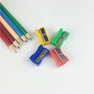 Plastic Octagonal Pencil Sharpener