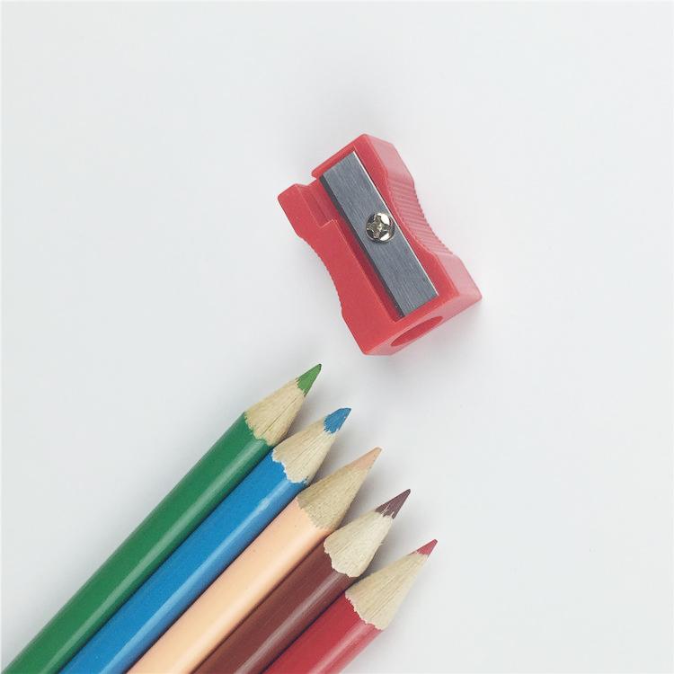 Plastic Octagonal Pencil Sharpener