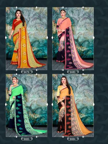 DEFFODILL-6 Saree catalog