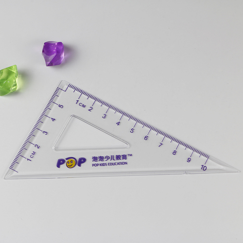10cm Metric Triangle Ruler