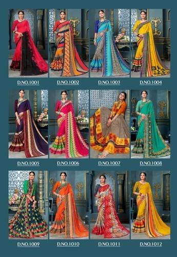 DILNASHEE-14 Saree catalog