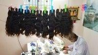 Virgin Temple Hair
