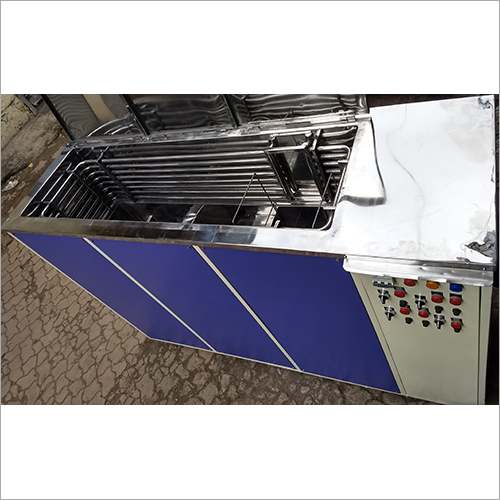 Three Stage Ultrasonic Vapor Degreaser Machine