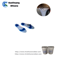 Skin Safe Liquid Silicone Rubber For Prosthetic Shoe Insole Making