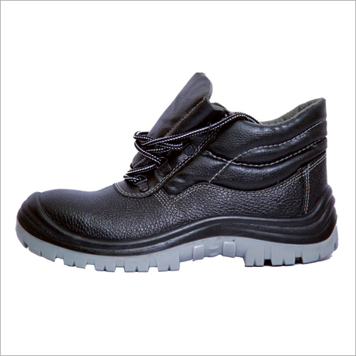 Double Density High Ankle Safety Shoes