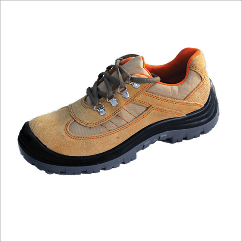 Double Density Safety Shoes