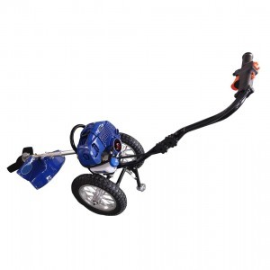 gasoline 52cc snow sweeper/snowplow