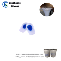 Addition Cure Liquid Silicone Rubber For Shoe Insole Casting