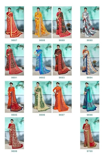 GARMA GARAM-38 saree catalog