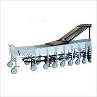 Flexible Skate Wheel Conveyor