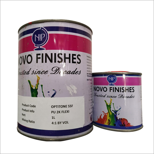 PU 2 K Flexi Industrial Paint