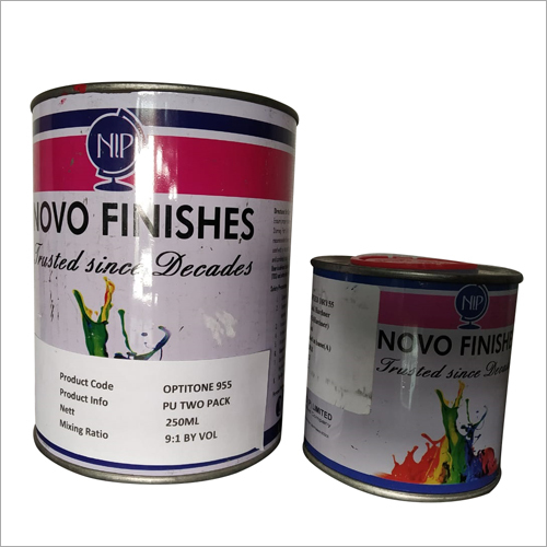 PU Two Pack Industrial Paint