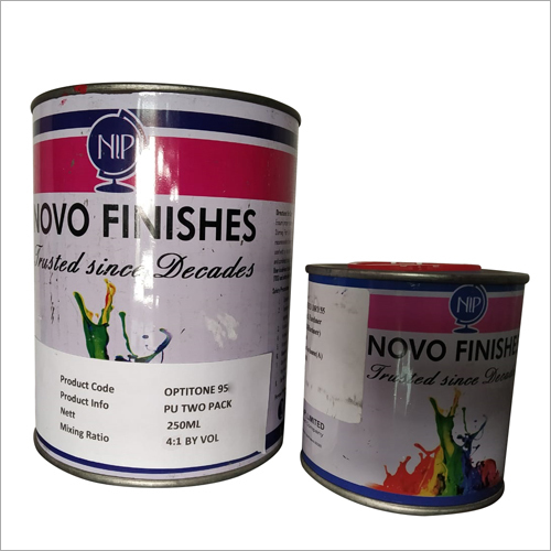95 PU Two Pack Industrial Paint