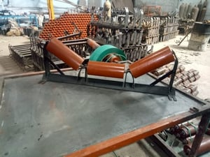 Idler Roller Frame with Stand