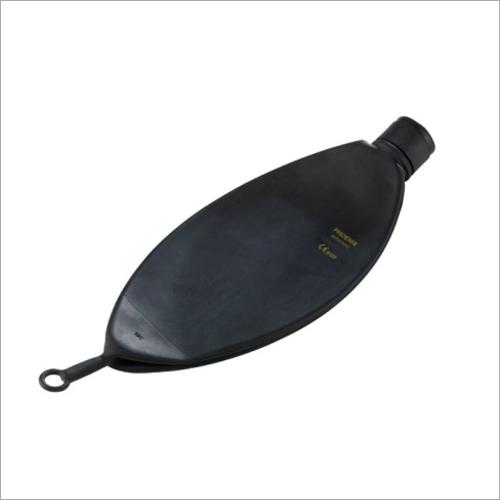 Black Rebreathing Bag