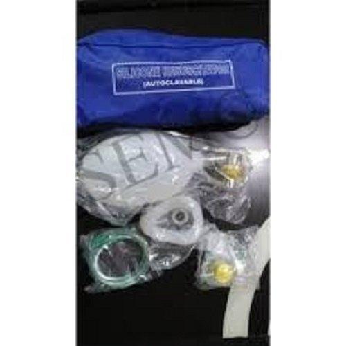 Adult Silicone Ambu Bag