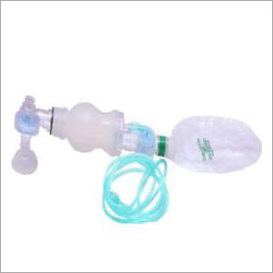 Infant Silicon Ambu Bag