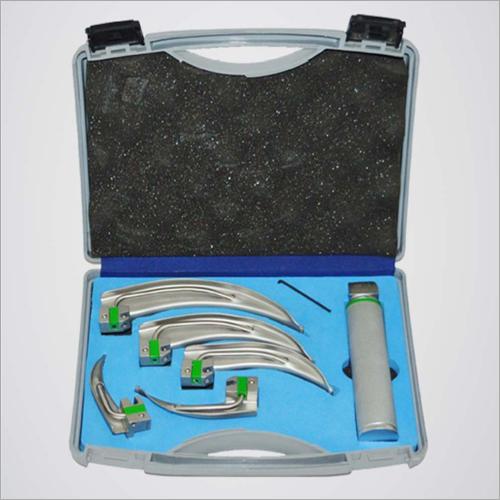 Fiber Optic Laryngoscope