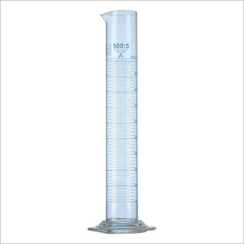 Hexagonal Measuring Cylinder