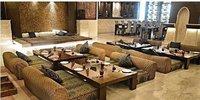 ZUNE RESTURANT ATPICCADILY HOTEL JANAK PURI COMPLETE INTERIOR