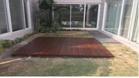 WOODEN DECKING WORK & UPVC DOOR WINDOWS