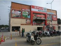 NTR PARADISE MALL NACHARAM HYDERABAD COMPLETE INTERIOR 1 LAKH SFT AREA
