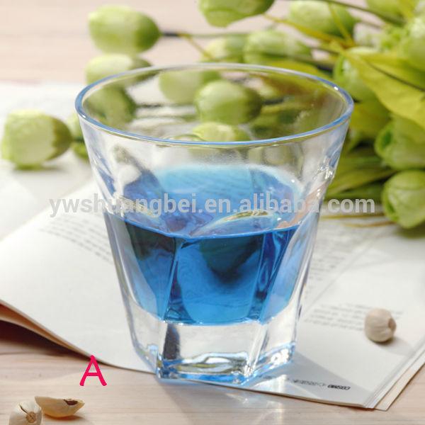 Shot Glass Drink Holder Color Drinking Glass