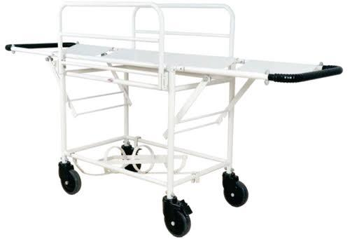 Ims-124 Two Side Flap Streacher Trolley