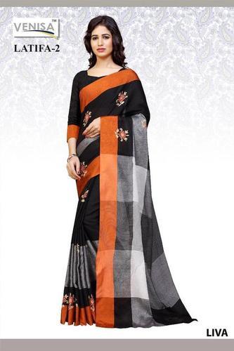Venisa Latifa -2 saree catalog