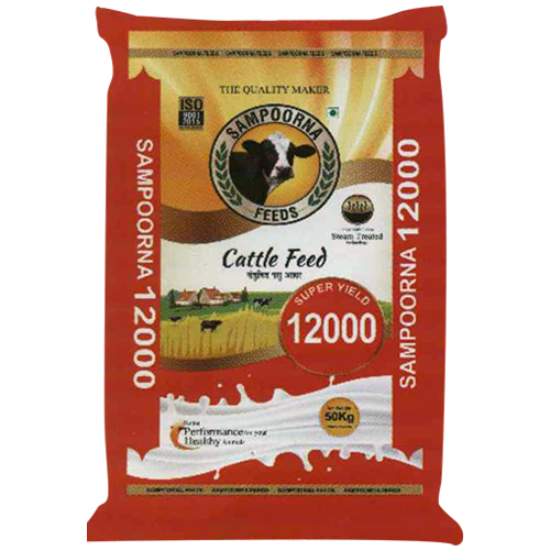 12000 Super Yield Cattle Feed