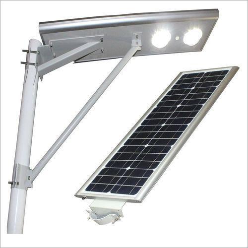 10W Integrated Solar Street Light