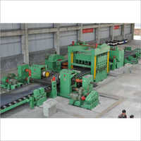 Cut To Length Lines Machine