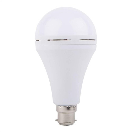 12W Rechargeable LED Bulb