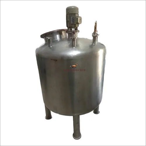 Pharma Liquid Mixing Tank