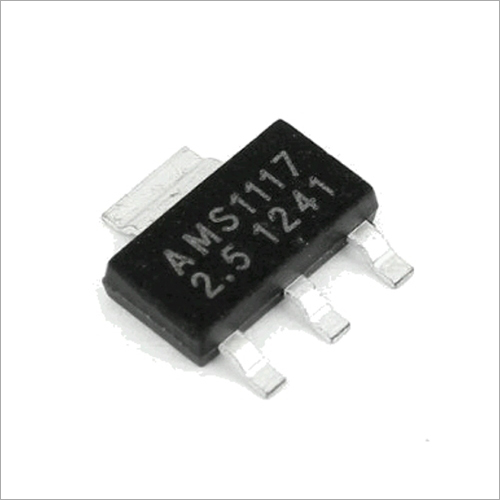 Lm1117 Smd Dropout Linear Regulator