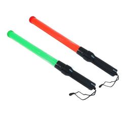 Led Traffic Light Batons