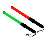 Led Traffic Light Batons