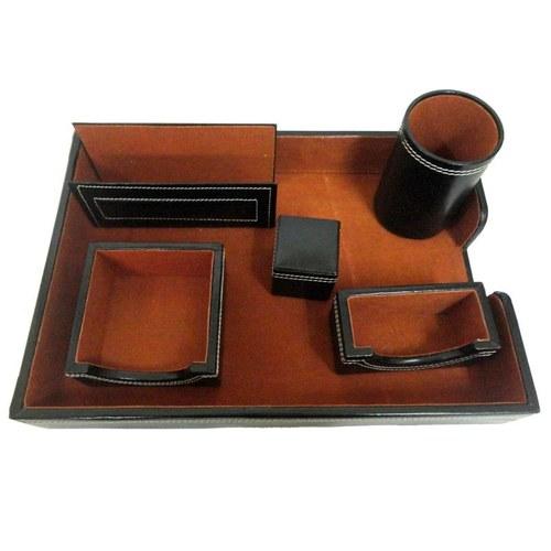 Leather Desktop Accessories